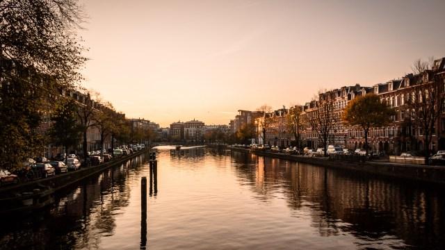 Amsterdam, canaux de découvertes