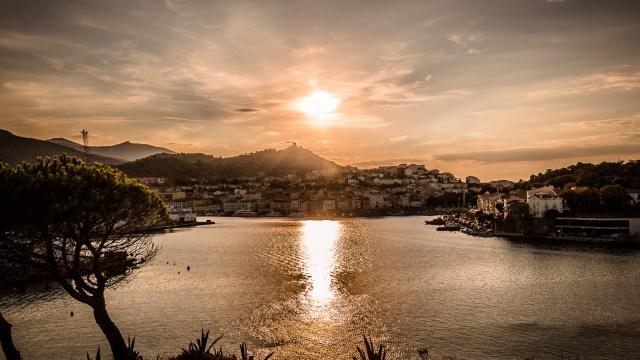 Port-Vendres, d'azur et d'or