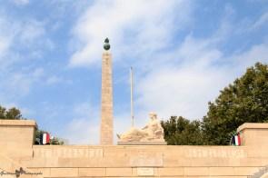 Port-Vendres - l'obélisque