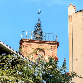 Rivesaltes - La Tour de l'Horloge