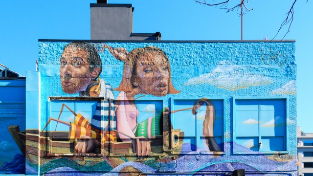 New-York - Street Art Everywhere