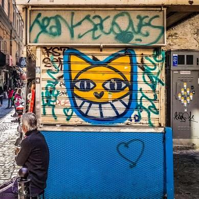 Naples - Mr le chat