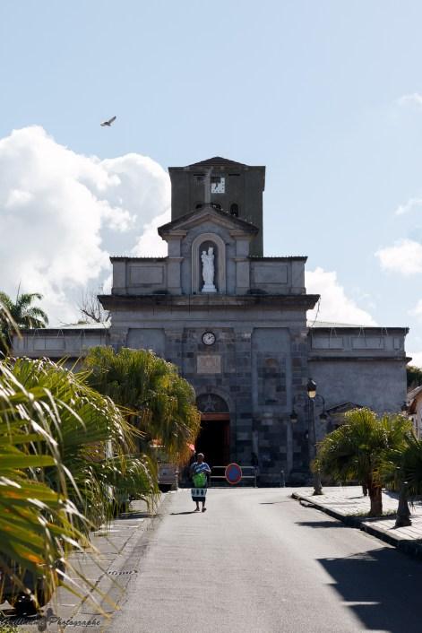 Basse-Terre - Église Notre-Dame-du-Mont-Carmel