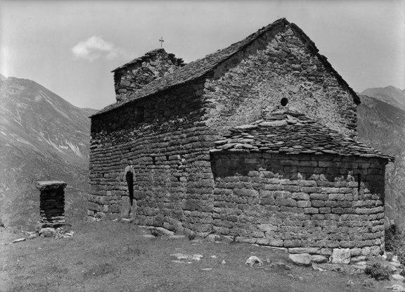 Negativo b/n (16b) Número: G-43023  Año: 1960 Durro (Lleida), Vall de Boí. © Fundació Institut Amatller d'Art Hispànic. Arxiu Mas