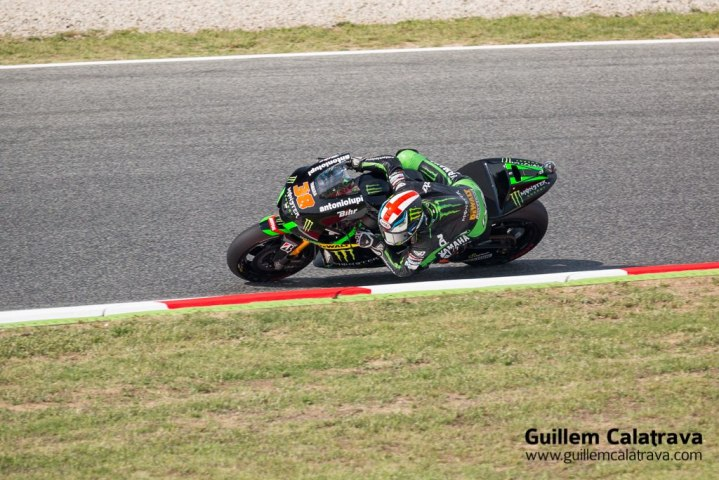 2014 MotoGP Catalunya 002 Bradley Smith