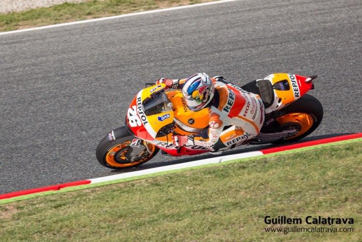 2014 MotoGP Catalunya 007 Dani Pedrosa
