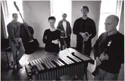 Aural, 1996: Cameron, Biolo, O'Rourke, Coleman and Gregorio
