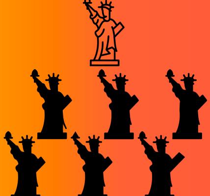 juegos mentales estatua libertad