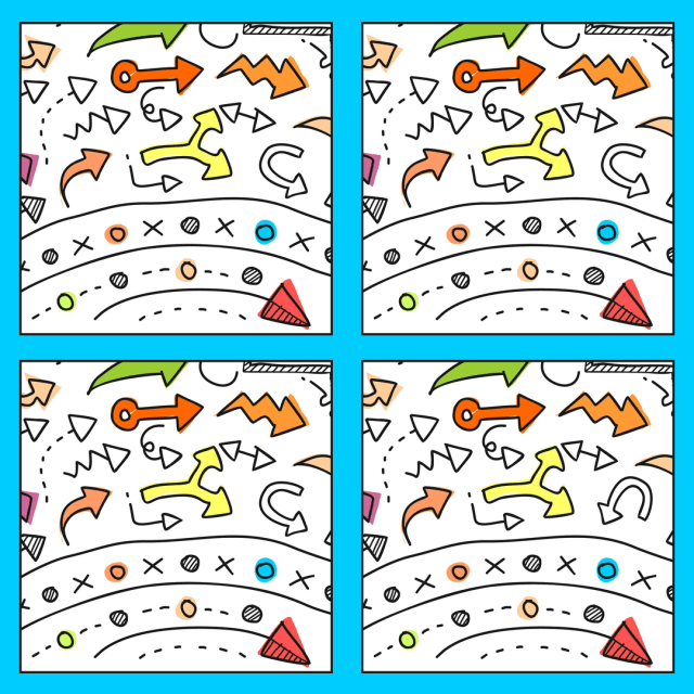 spot the differences puzzle