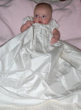 A dress made special for a princess....