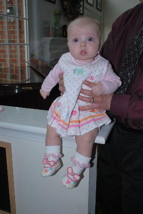 I am sooooooo adorable.... love these shoes!