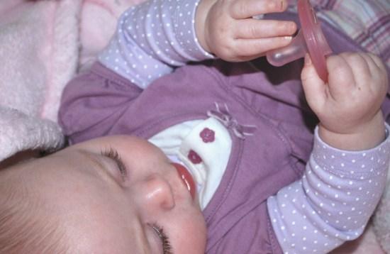 Little Miss....no nap!