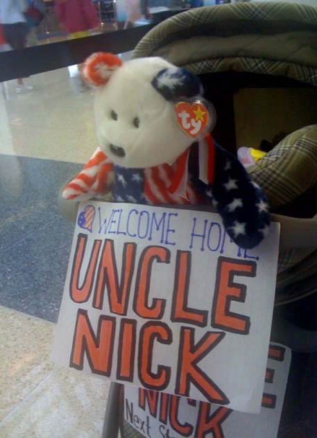 Welcome back to the UNITED STATES UNCLE NICK!