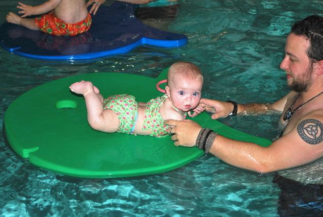 Me on my raft.... in my PRINCESS POSE!