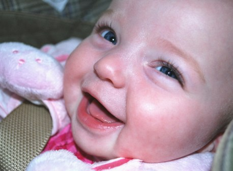 With a smile like this... well how can you not smile back... and believe me, I make everyone smile.
