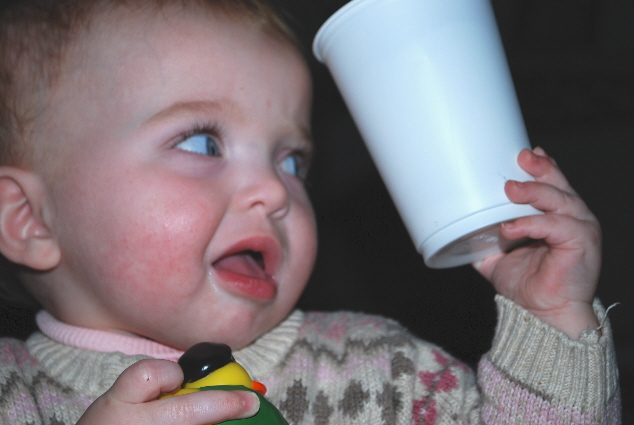 """Then sometimes when you think """"hey!""""  What? Isn't this suppossed to be half full?"""