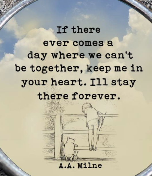 Always and forever!