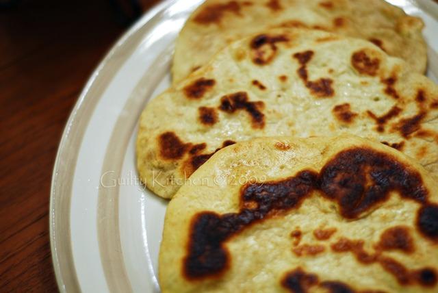Naan Bread, delicious and versatile.