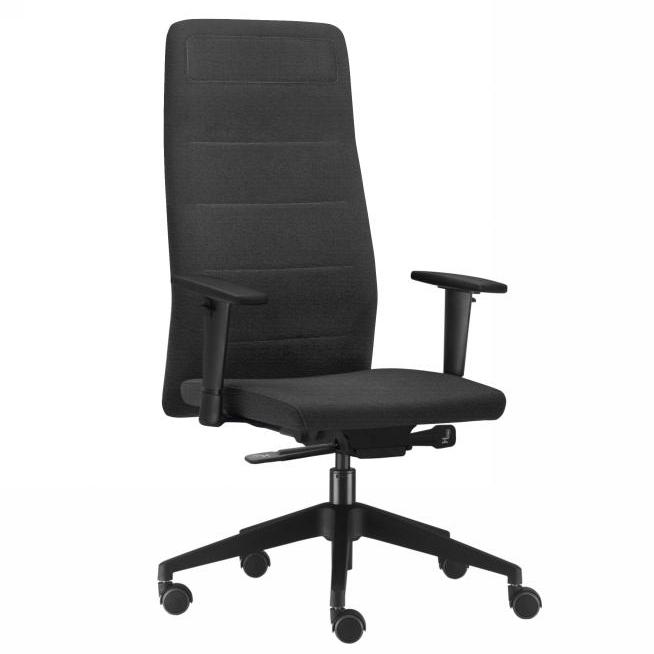 cadeira office Quadry é confortável e ergonômica