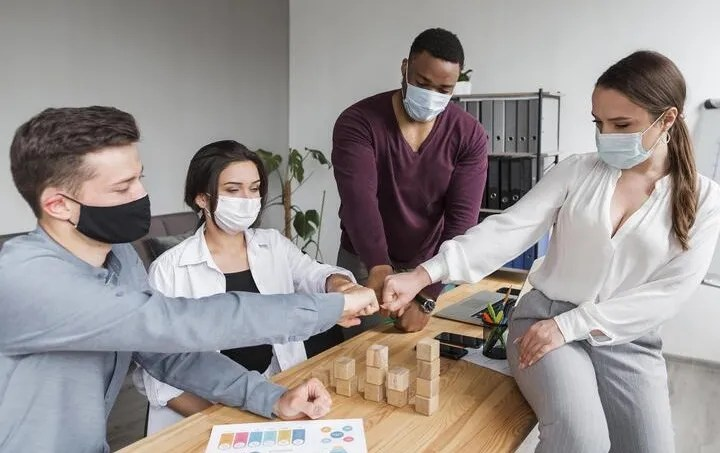 como impacto la pandemia guinea mobile