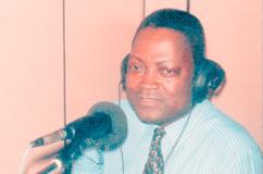 Page noire : Hommage posthume au journaliste sportif Boubacar Kanté