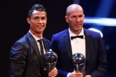 The Best FIFA Awards : Ronaldo, Martens, Wiegman et Zidane couronnés à Londres