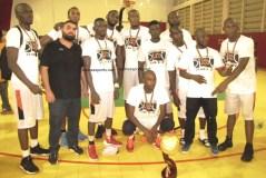 Basket-ball guinéen : SLAC conserve son titre de champion de Guinée
