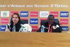 CHAN 2018 : ''Damas' dédie à ''Lappé'' la victoire de la Guinée face à la Mauritanie