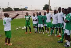 Football guinéen : Après un mini-stage à Freetown, le Hafia FC revient au bercail