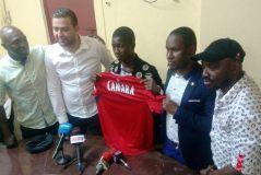 Transfert/Foot : Aguibou Camara des Eléphants de Coléah s'engage avec Lille