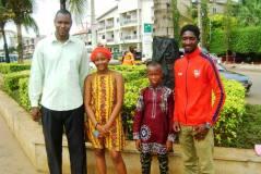 Football pour l'amitié : La délégation guinéenne s'envole pour Moscou