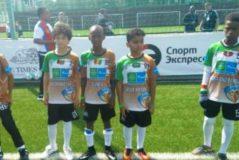 Foot/Moscou : L'équipe du Guinéen éliminée en quarts, Chimpanzé champion