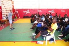 Basket-ball guinéen : Fin du stage des arbitres guinéens pour le grade international