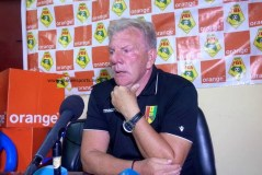 Guinée-Centrafrique (1-0) : Les réactions de Paul Put et de Raoul Savoy