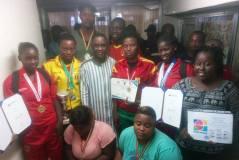 Judo : La Fédération de Judo présente ses médailles au Ministre des Sports