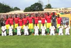 CAN 2019 : Le Syli National confirme son invincibilité face à la Centrafrique