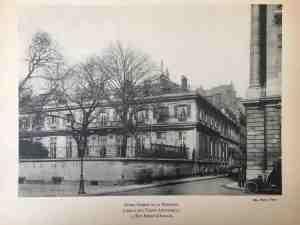 Hôtel Grimod de la Reynière, Cercle de l'Union Artistique