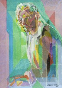 guirand de scevola jacques villon autoportrait