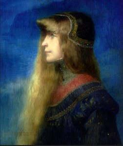 king daughter guirand de scevola