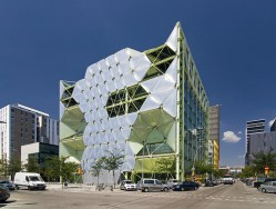 MEDIA TIC building