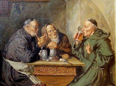Los monjes, alquimistas de la cerveza