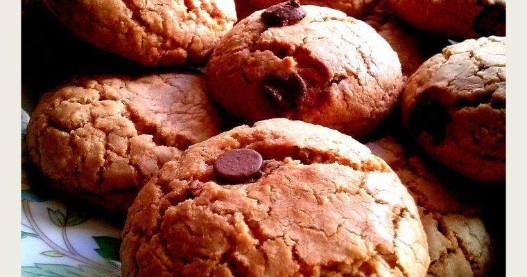 Cookies de chocolate. [Receta casera]
