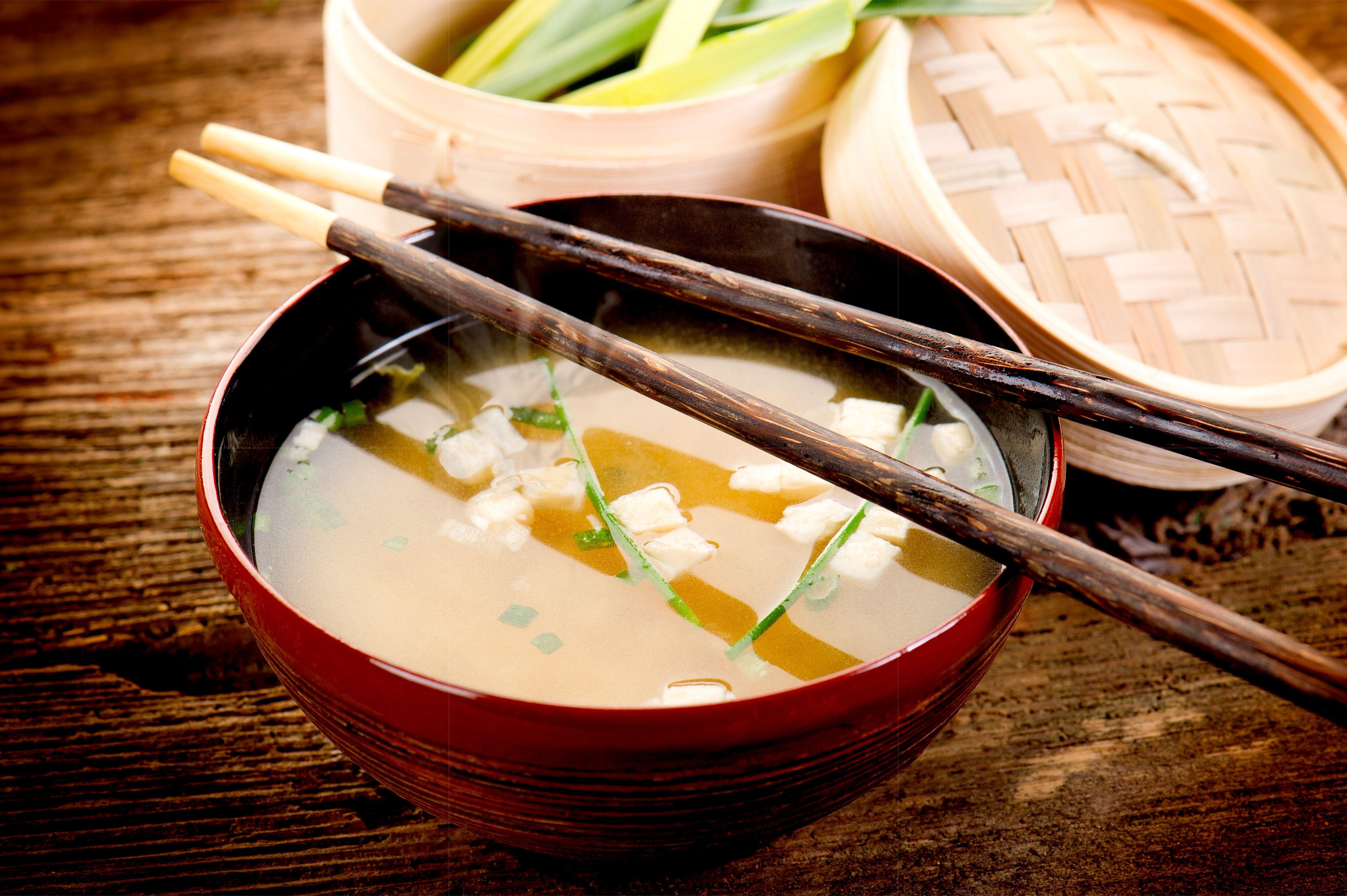 Sopa Umami, una receta japonesa espectacular