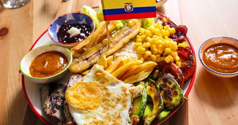 Churrasco de Ecuador. [Navidad Worlwide]