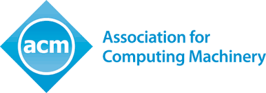 "The Association of Computing Machinery Logo, published to ""Content Strategy Service-Learning Partnerships with Nonprofit Organizations: A Guiding Heuristic and Overview of Deliverables"""