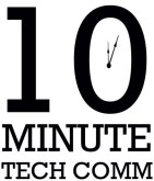 10-minute tech comm; My podcast with Kirk St.Amant on intercultural UX