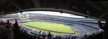 Qualcomm Stadium, Guatemala – USA