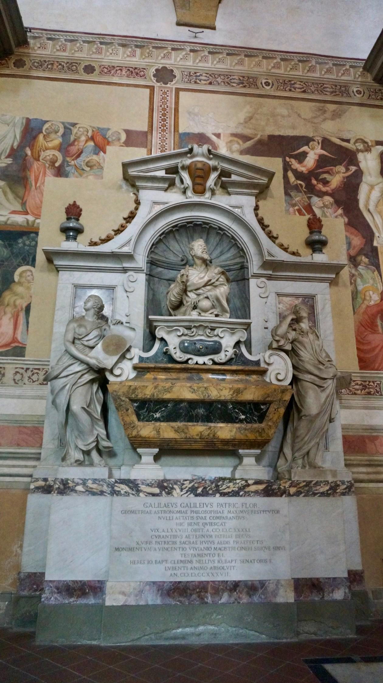 Galileo (Basílica de la Santa Cruz)