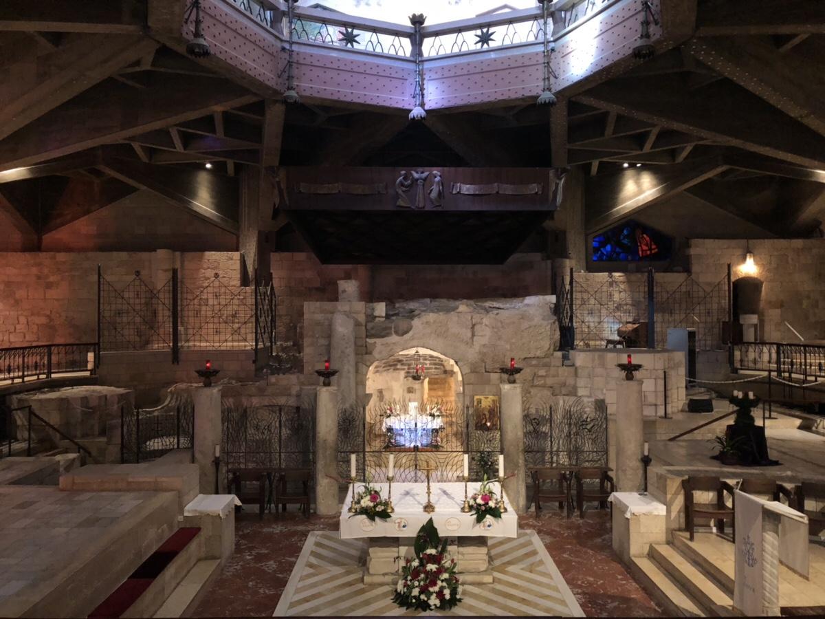 Basílica & Gruta de la Anunciación
