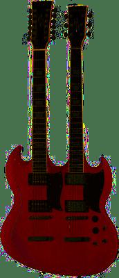 guitare à deux manches